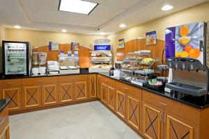Restaurant - Holiday Inn Express West Long Branch
