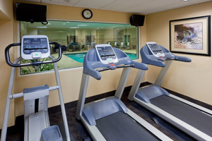 Fitness/ Exercise Room - Holiday Inn Express West Long Branch