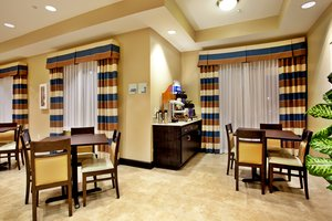 Restaurant - Holiday Inn Express Eunice