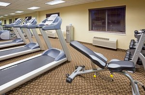 Fitness/ Exercise Room - Holiday Inn Express North St Paul