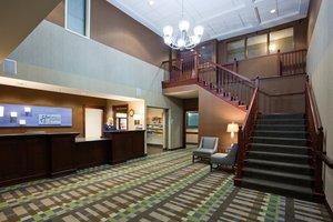 Lobby - Holiday Inn Express North St Paul