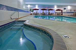 Pool - Holiday Inn Express North St Paul