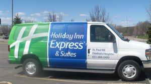 proam - Holiday Inn Express North St Paul