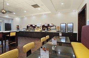 Restaurant - Holiday Inn Express Downtown Baton Rouge