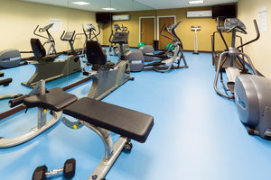 Fitness/ Exercise Room - Holiday Inn Express Hotel & Suites Henderson