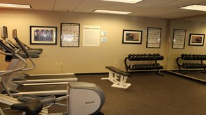 Fitness/ Exercise Room - Holiday Inn Express Cortez