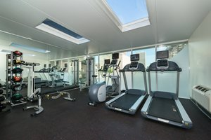 Fitness/ Exercise Room - Holiday Inn Express Downtown Edmonton