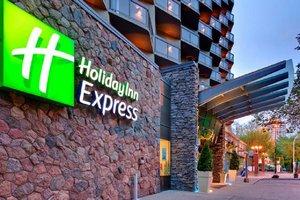 Exterior view - Holiday Inn Express Downtown Edmonton