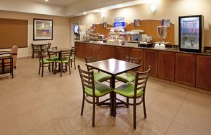 Restaurant - Holiday Inn Express Hotel & Suites North Topeka