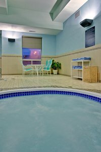 Pool - Holiday Inn Express Hotel & Suites South Edmonton
