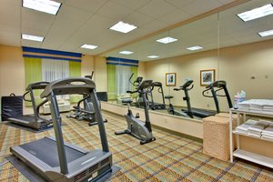 Fitness/ Exercise Room - Holiday Inn Express Hotel & Suites South Edmonton