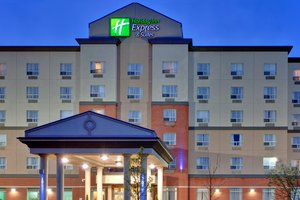 Exterior view - Holiday Inn Express Hotel & Suites South Edmonton