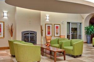 Lobby - Holiday Inn Express Hotel & Suites South Edmonton