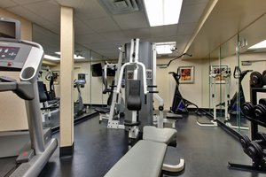 Fitness/ Exercise Room - Holiday Inn Canmore
