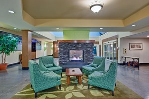 Lobby - Holiday Inn Canmore