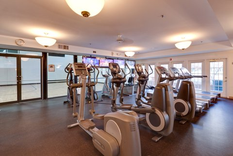 Mc Lean Furnished Apartment Fitness Center