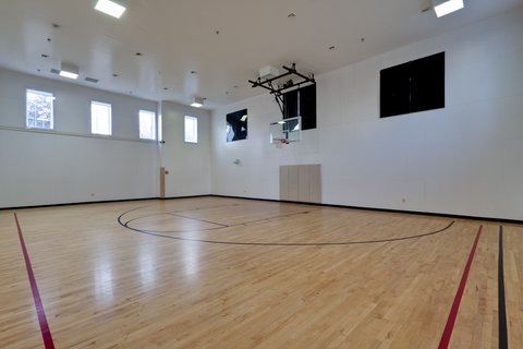 Mc Lean Furnished Apartment Basketball Court