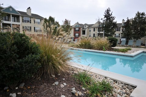 Richmond Pool And Sand Volleyball Court