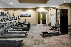 Fitness/ Exercise Room - Staybridge Suites Historic District Savannah