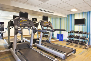 Fitness/ Exercise Room - Holiday Inn Express Waltham