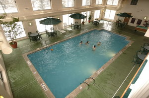 Pool - Holiday Inn Express Grandville