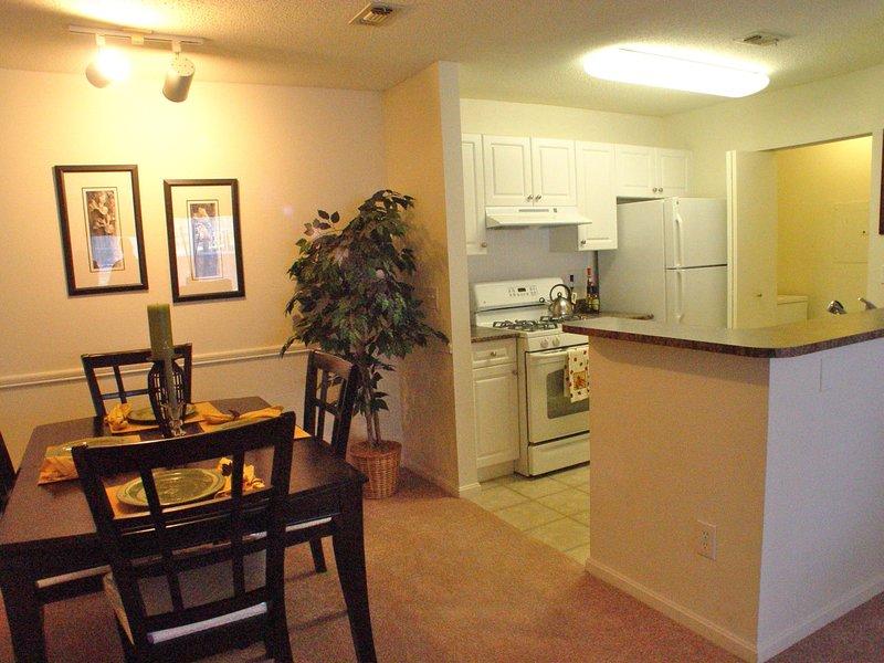 Hamden Furnished Apartment Interior