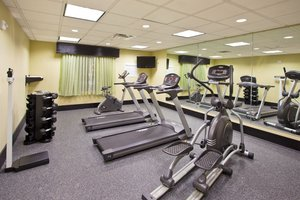 Fitness/ Exercise Room - Holiday Inn Express Hotel & Suites Waycross