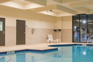 Pool - Holiday Inn Express Hotel & Suites Waycross