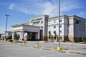 Exterior view - Holiday Inn Express Hotel & Suites Bonnyville