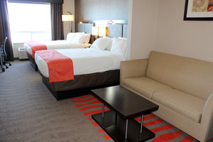 Suite - Holiday Inn Express Hotel & Suites Bonnyville