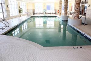 Pool - Holiday Inn Express Hotel & Suites Bonnyville