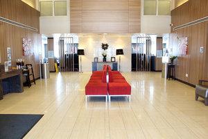 Lobby - Holiday Inn Express Hotel & Suites Bonnyville