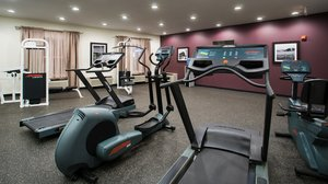 Fitness/ Exercise Room - Holiday Inn Express Hotel & Suites Wyomissing