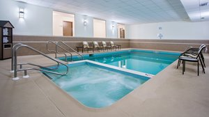Pool - Holiday Inn Express Hotel & Suites Wyomissing