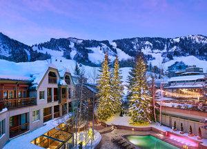 Exterior view - Little Nell Hotel Aspen