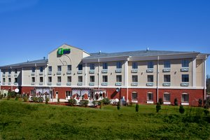 Exterior view - Holiday Inn Express Hotel & Suites Thomasville