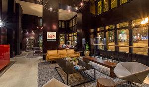 Lobby - Hotel Max Seattle
