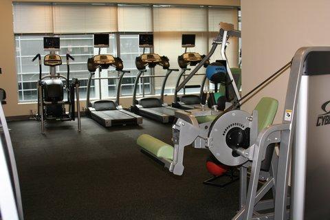 Hartford Furnished Apartment Fitness Center
