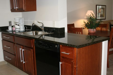 Hartford Furnished Apartment Kitchen