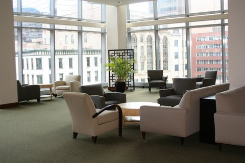 Hartford Furnished Apartment Lounge
