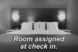 Room - Holiday Inn Express Hotel & Suites Rexall Edmonton