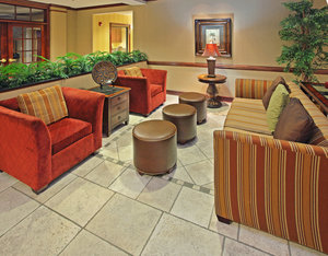 Lobby - Holiday Inn Express Bert Kouns Shreveport
