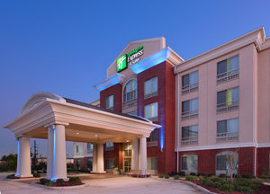 Exterior view - Holiday Inn Express Bert Kouns Shreveport