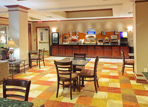 Restaurant - Holiday Inn Express Bert Kouns Shreveport