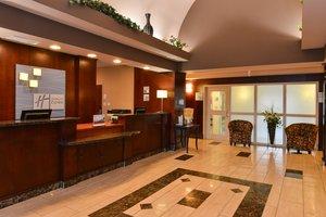 Lobby - Holiday Inn Express Hotel & Suites Rexall Edmonton