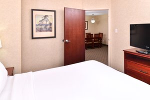 Suite - Holiday Inn Express Hotel & Suites Rexall Edmonton