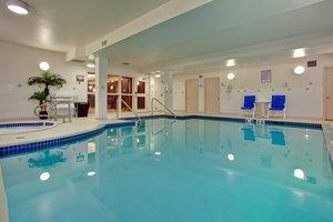 Pool - Holiday Inn Express Hotel & Suites Rexall Edmonton