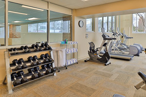 Fitness/ Exercise Room - Holiday Inn Hotel & Suites Convention Center