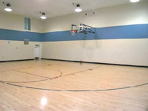 Parc Grove Basketball Court