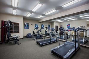 Fitness/ Exercise Room - Candlewood Suites Windsor Locks